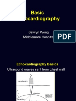Basic Echocardiography
