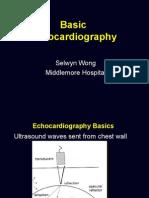 Basic Echocardiography