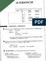 Sunjonctif Formation Et Utilisation0001