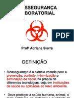 7 Biossegurança laboratorial