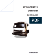 Embrague Camion Vm