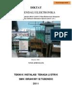 Modul Pengendali Elektronika (Berbantuan Komputer)