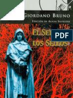 Giordano Bruno, El Sello de Los Sellos