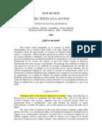 Paul Ricoeur Quc3a9 Es Un Texto