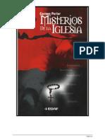 Misterios de La Iglesia, Carmen Porter