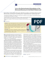 Electrochemical Remediation of the Environment