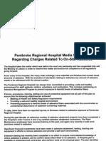 PRH asbestos release