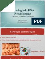 Tecnologia Do DNA Recombinante-email