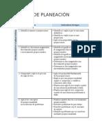 Planeacion Razones y Proporciones