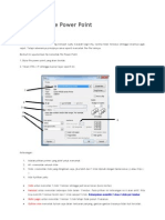 Mencetak File Power Point