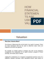 How-Financial-Statements-are-used-in-Valuation