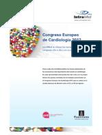 Congreso Europeo de Cardiologia 2012