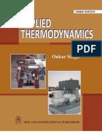 30919191 Thermodynamics by Onkar Singh