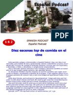Spanish Podcast 10 Escenas