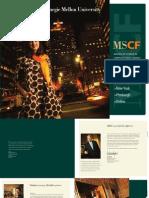 Final MSCF Brochure Fall 2012