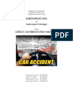 Uzroci saobracajnih nezgoda