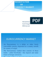 56313659 Euro Currency Market
