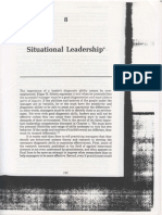 Situational Leadership PART 1