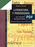 Periodismo y Literatura - Albert Chillón