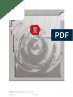 Linux Curriculum