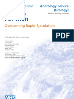C2 Overcoming Rapid Ejaculation
