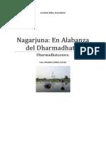 Nagarjuna en Alabanza Del Dharmadhatu