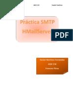 Práctica SMTP - Daniel Martínez