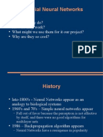 Neural Network Presentation