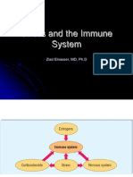 Immunology Final Slide #6 - Stress and the Immune System