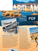 2012 PURE Driest Places