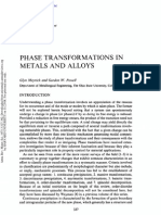 Phase Transformation 1973