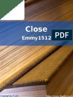 Emmy1512 - Close