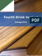 Emmy1512 - Fourth Drink Instinct
