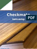 Iamvamp - Checkmate