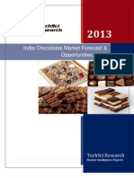 India Chocolates Market Forecast Opportunities 2018