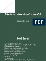 Gioi Thieu Ve Objective-C