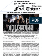 Heavy Metal Tribune #008