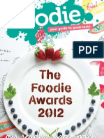 Foodie 2012 June
