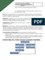 Protocolo de evacuación CCF 2012. Versión 1