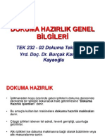 31600166-Dokuma-Teknolojileri-Ders-5-Dokuma-Hazirlik-Genel-Bilgileri-Yrd-Doc-Dr-Burcak-Karaguzel-Kayaoğlu-İTU-Tekstil