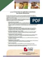 MACtac, leader naturel dans les applications spécialisées des denrées alim…
