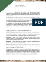 Manual Equipos Maquinaria Pesada Movimiento Tierra