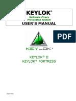 KEY-LOK User Manual