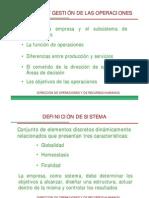 Tema 1 - Direccion y Gestion de La Produccion