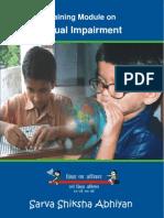 Module 4 Visual Impairment