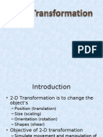 2-D Trans