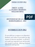 INTERRUCCIONES IRQ