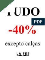 - 40% (2)