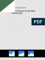Breve Historia de Las Ideas Economicas