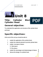 cylider block lc135